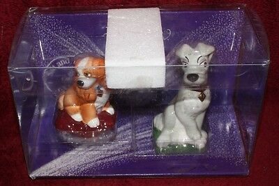 Paul Cardew Lady And Tramp Salt & Pepper Set - Pay Pal