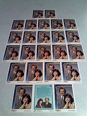 *****Lorianne Crook & Charlie Chase*****  Lot of 24 cards