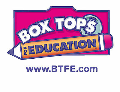 BOX TOPS for EDUCATION BTFE lot of 100 TRIMMED Unexpired Expires 2018-2012