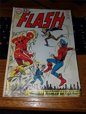 The Flash DC Comics 129 June 1962 Key Silver Age Issue G/VG