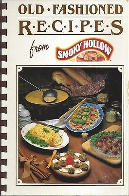 West Point Ms Vintage Smoky Hollow Cook Book Old Fashioned Recipes Contest *rare