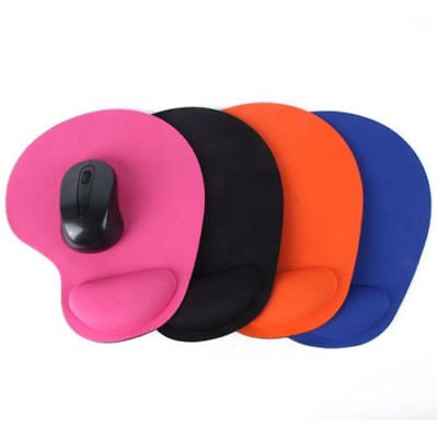 Ergonomic Comfort Wrist Support Mice Mat Computer PC Laptop Non Slip Mouse Pad