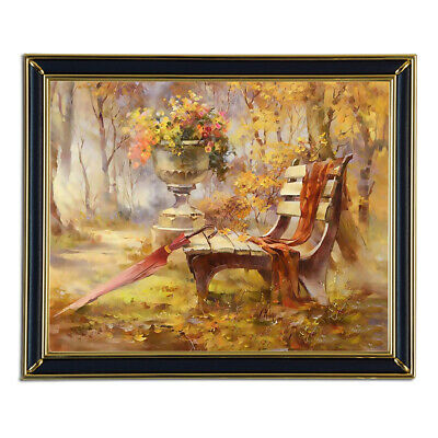 """16X20"""" Natural Scenery Paint By Number Kit DIY Acrylic Oil Painting on Canvas"""