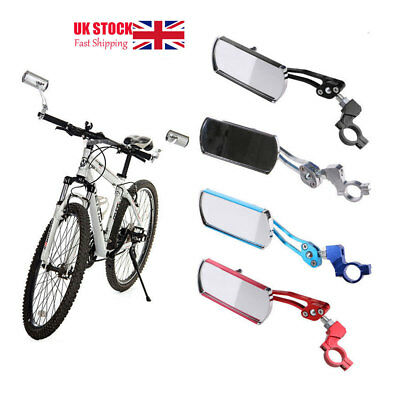 Cycling Bike Bicycle Classic Rear View Mirror Handlebar Flexible Safe Rearview q