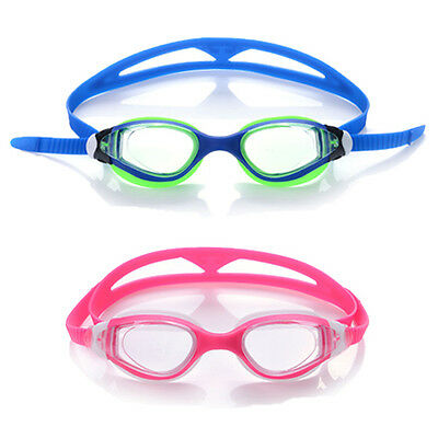 Adult Swimming Swim Goggles UV Protection Clear PC Lenses Anti Fog Summer Gift