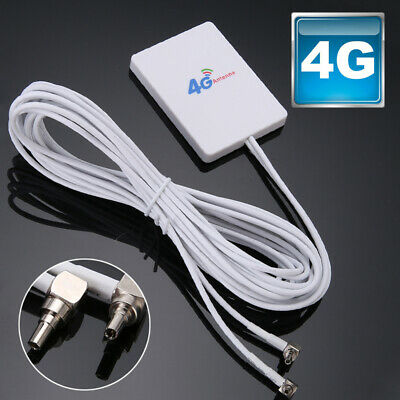 28dBi 4G 3G LTE CRC9 Antenna Booster Signal Amplifier for Mobile Router BI621 AU