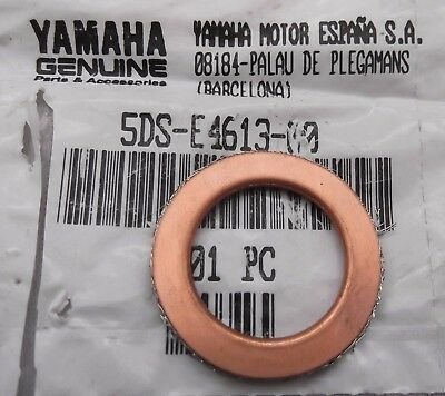 Genuine MBK Yamaha XN125 XQ150 YP180 Majesty Exhaust Flange Gasket 5DS-E4613-00