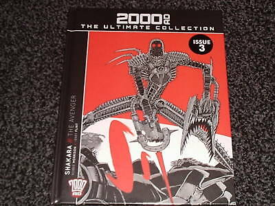 2000AD Ultimate Collection Issue 3 Shakara: The Avenger ***NEW & SEALED***