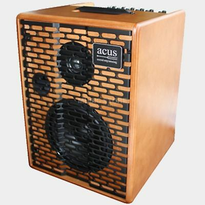 Acus Acus - One for Street Wood   Akku-Amp