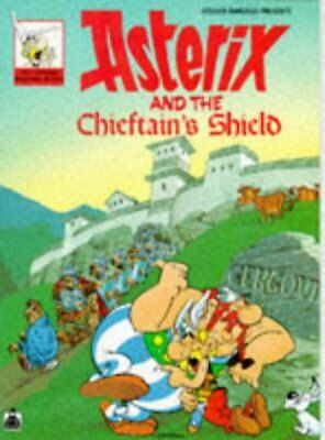 Asterix and the Chieftain's Shield (Knight Books),GOOD Book