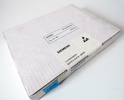 Siemens Teleperm M 6DS1223-8AA 6DS1 223-8AA E-Stand: 01 -sealed-