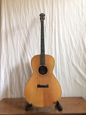 Vintage Vega (Plectrum) 'Tenor' Guitar 1919
