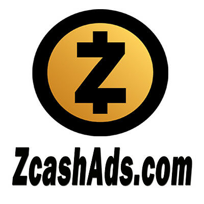 ZcashAds.com Premium Hot Domain Name for ZCash Coin like Bitcoin BTC on Sale