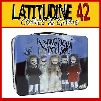 Living Dead Dolls Lunch-Box Metall Neu Tasche Gadgets Ldd