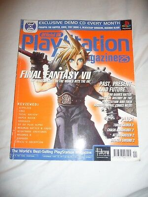Official UK PlayStation Magazine - Issue 25