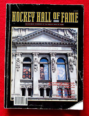 1996-97 Hockey Hall of Fame Yearbook lsc5
