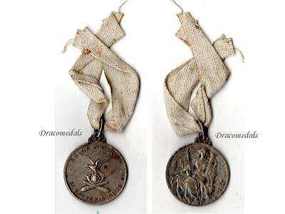 ITaly WW1 St Barbara Artillery Reg Taurinense 5th Battery 1915 Military Medal