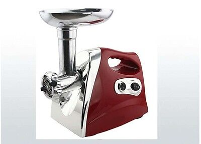 Commercial Small Multi-function Stainless Steel Meat Grinder Sausage Mincer *