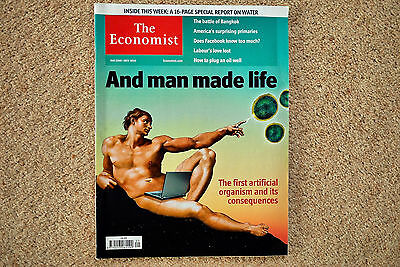 * The Economist May 22-28 2010 * Artifical Life