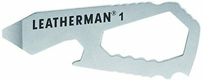 "Leatherman LTN1 ""By The Numbers"" Keychain Bottle Opener Pocket Tool"