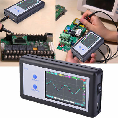 Handheld D602 ARM Nano Mini Portable Pocket-Sized Digital Oscilloscope