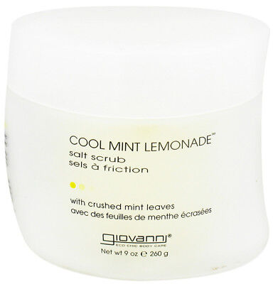 GIOVANNI - Salt Scrub Mint Lemonade - 9 oz. (260 g)