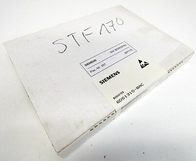 Siemens Teleperm 6DS1315-8AC  6DS1 315-8AC E-Stand: 02 Busvoter -sealed-