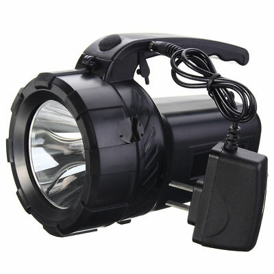 New Rechargeable Torch LED Candle Power Work Spot Lights Camping Hand Flash Lamp