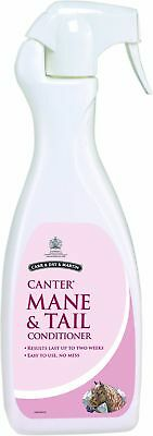 Carr & Day & Martin Canter Mane and Tail Conditioner - Detangler Spray 1Ltr