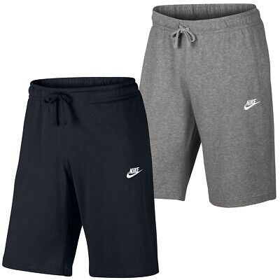 Nike Club Trainingsshort Herren Sweat Sporthose Trainingshose kurz 804419