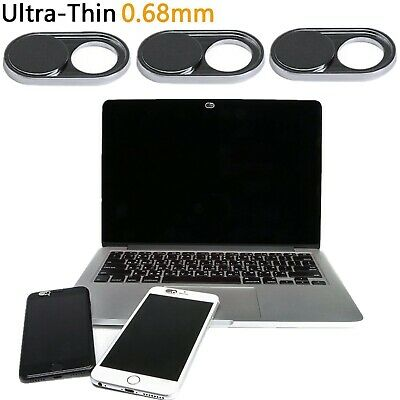 0.03inch WebCam Shutter Cover Web Laptop iPad Camera Secure Protect your Privacy