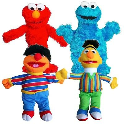 Sesame Street - Selection Plush Soft Toy Character 30 cm