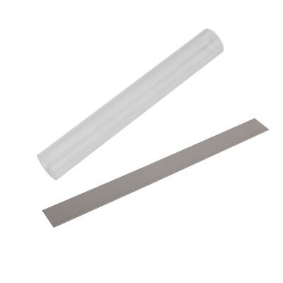 """8"""" Stainless Steel Blade Cutting Tool &7"""" Acrylic Roller for DIY Clay Craft"""