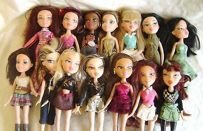 Vintage Bratz Doll Lot 5 (Your Choice)