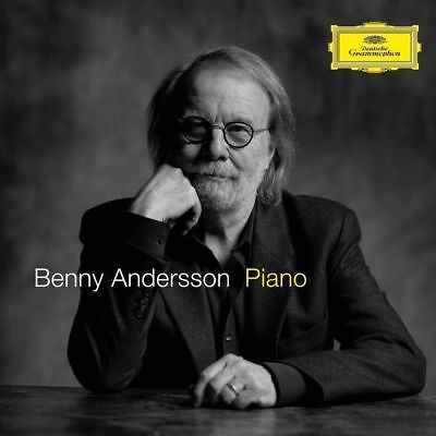 Benny Andersson 'piano' Cd (2017)