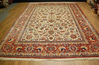 ANTIKER TEPPICH ANTIQUE RUG  ISFAHAN   IRAN    ca:370x260cm  TAPPETO TAPIS