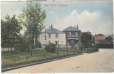 Post Office, Claygate nr. Esher