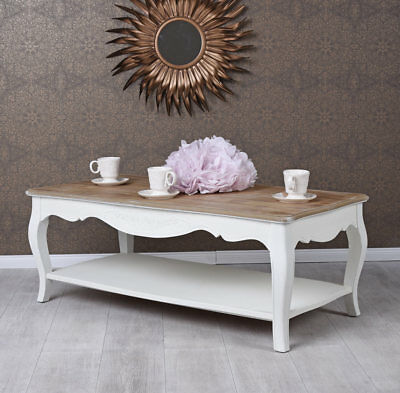 Living Room Table Country Style Sofa Table Wooden Table lounge Coffee table new