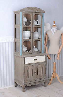 Kitchen Cupboard Sideboard Showcase Country Style Antique Buffet
