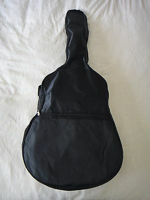 Gig Bag Carry Case For Jumbo Dreadnought Auditorium Classical Acoustic Guitar