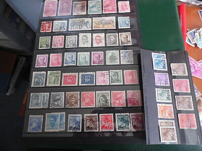 Czechoslovakia ~ Mixed Used ~ (Mags)