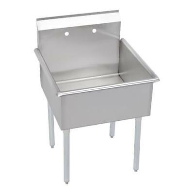 Elkay - B1C18X18X - 21 1/2 in x 21 in One Compartment Utility Sink