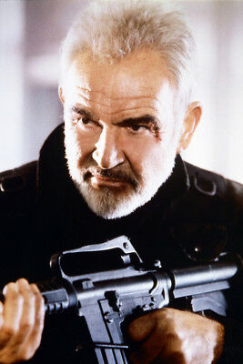 The Rock Sean Connery 24X36 Poster Print