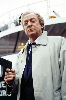 Michael Caine Bullet To Beijing Harry Palmer Movie 24x36 Poster Print
