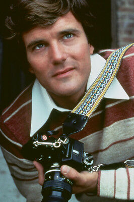 The Amazing Spider-Man Nicholas Hammond with camera as Peter Parker 24x36 Poster