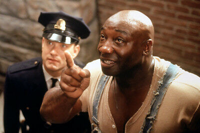 The Green Mile Tom Hanks Michael Clarke Duncan 24X36 Poster