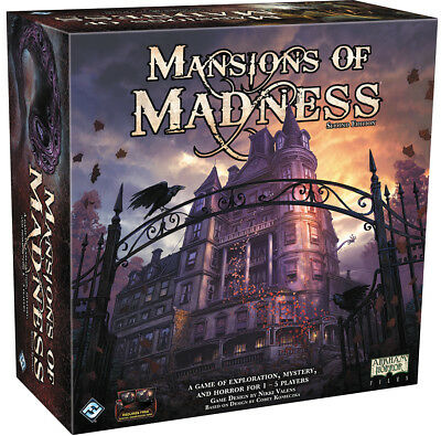 Mansions of Madness 2nd Edition FFGMAD20