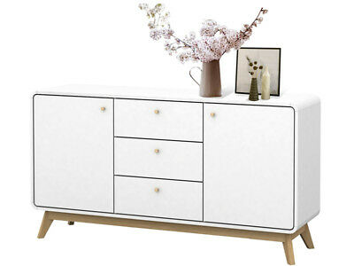 sideboard tv schrank anrichte kommode skandinavisches. Black Bedroom Furniture Sets. Home Design Ideas