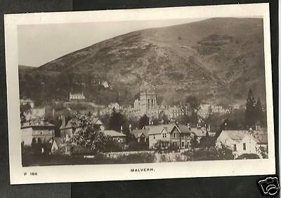 GED Early Postcard, Malvern, Worcestershire