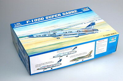 TRUMPETER® 02232 North American F-100D Super Sabre in 1:32
